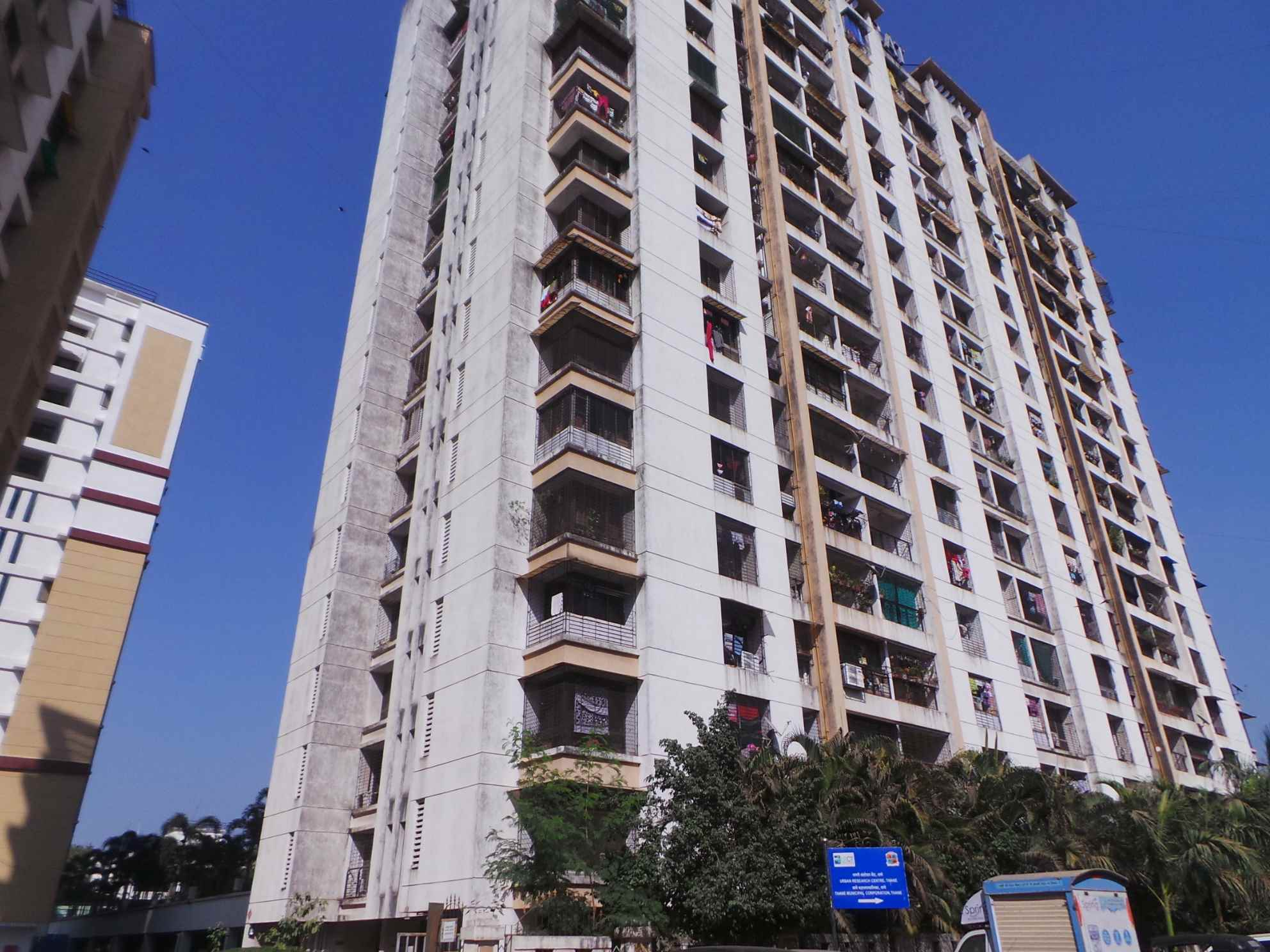 Flat for sale in shiv sai paradise, Thane West