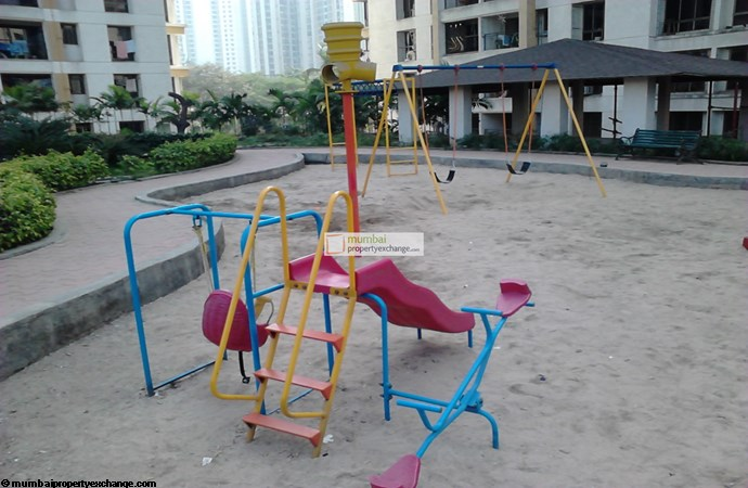 Shiv Sai Paradise Kids Play Area