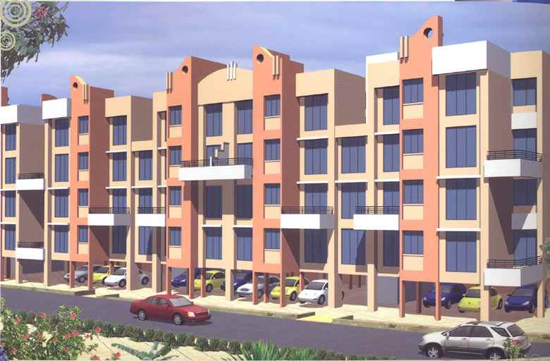 Flat for sale in royal park, Ambernath