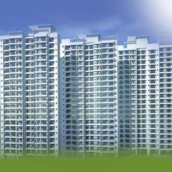 Everest World Phase IV, Thane West