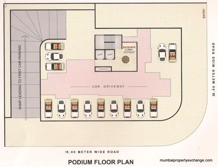 Space Heights Floor Plan
