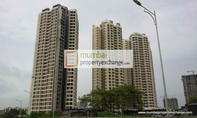 Flat for sale or rent in Park Woods, Thane West