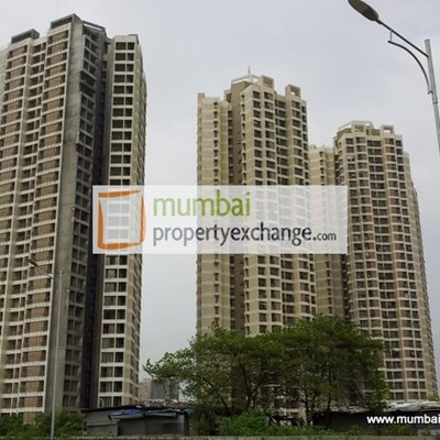 Flat for sale in Park Woods, Thane West