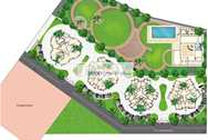 3589 Oth Layout - Park Woods, Thane West