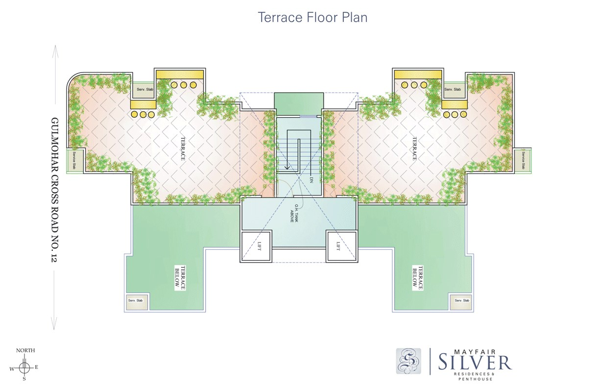 Mayfair Silver Floor Plan 6