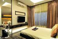 3616 Oth Master Bedroom - Kalpataru Riverside, New Panvel