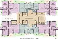3624 Oth Floor Plan Tower B - Viceroy Park, Dahisar West