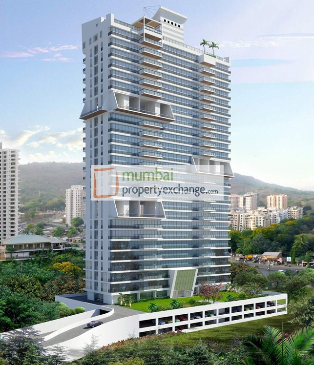 Viraj Tower, Thane West