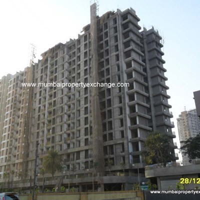 Flat for sale in Coral Heights, Thane West