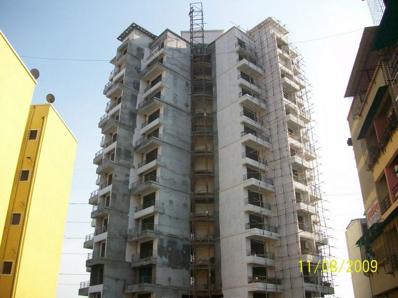 Krishna Heights, Airoli