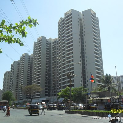 Flat for sale in Orchid Suburbia, Kandivali West