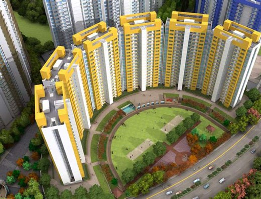 Flat for sale in Lodha Splendora, Thane West