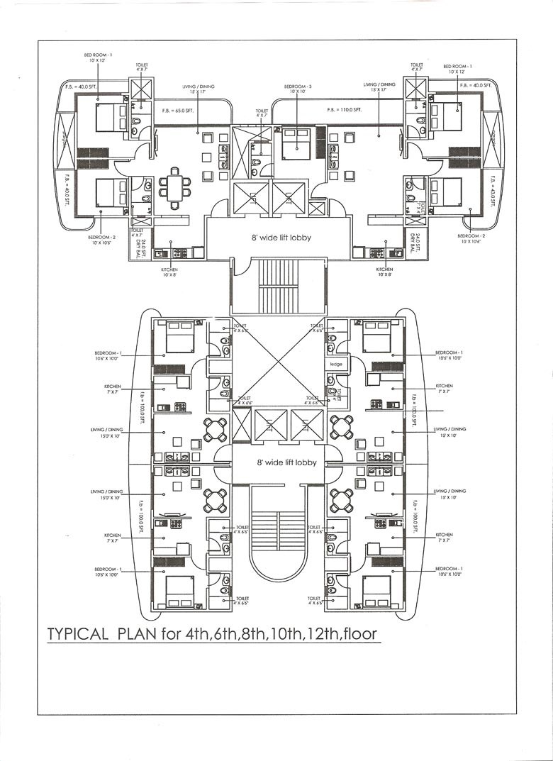 Retromagnum Floor Plan 1