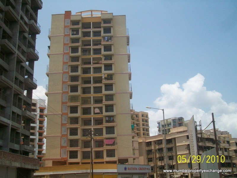 Siddhivinayak Tower, Kamothe