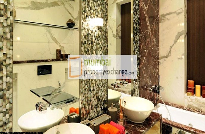 Kalpataru Pinnacle Bathroom