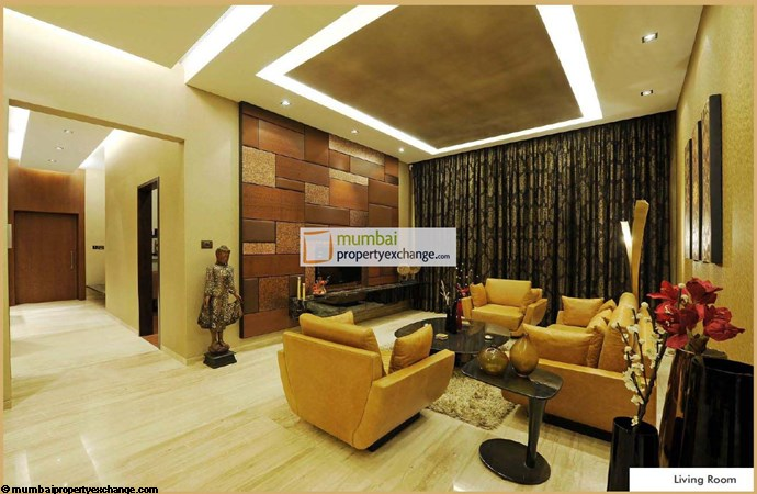 Kalpataru Pinnacle Living Room
