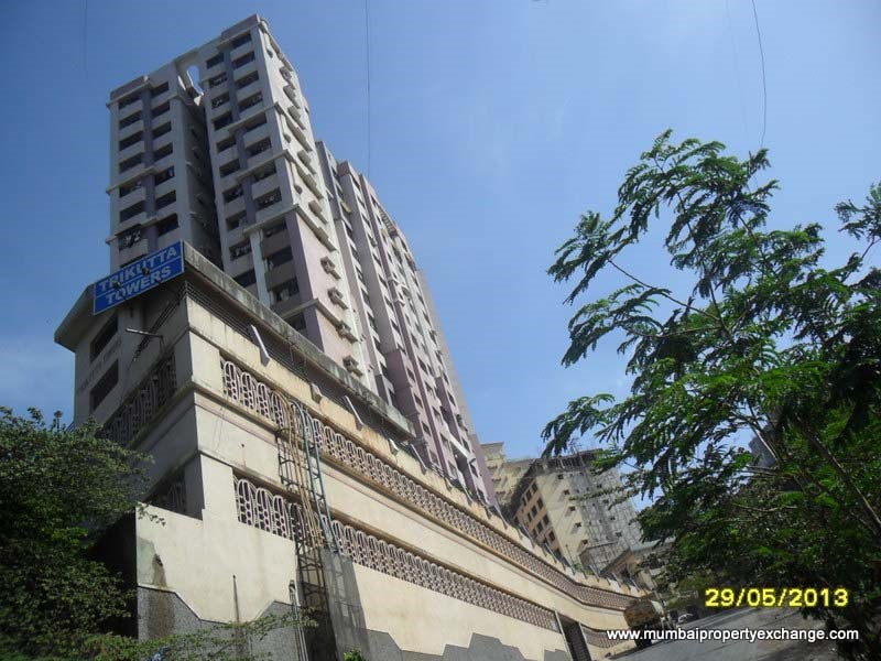 Trikuta Tower Phase II, Powai