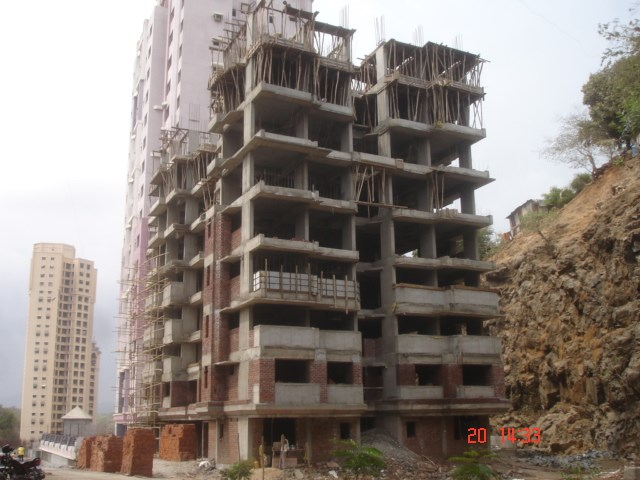 Trikuta Tower Phase II 20 June 2009