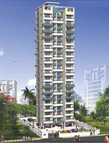 Flat on rent in innovative heights, Kharghar