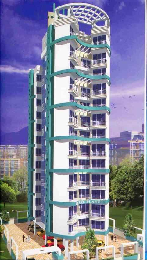 Flat for sale in Pearl Planet, Kharghar