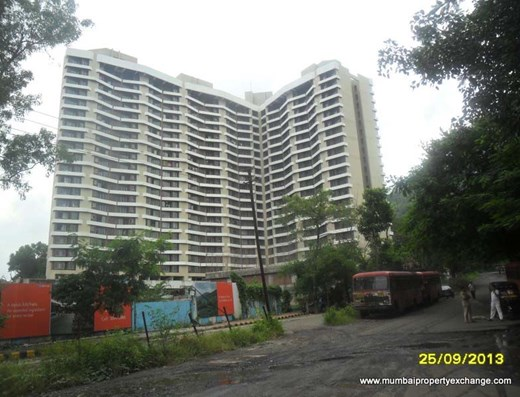 Flat for sale in Kalpataru Hills, Thane West