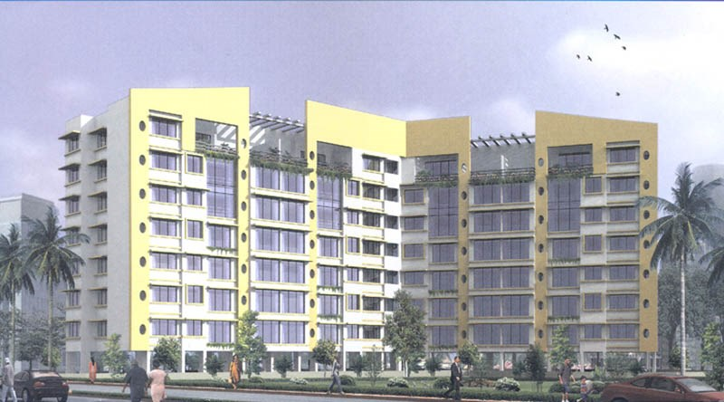 Galaxy Tower, Thane West