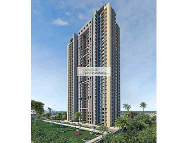 Flat for sale in Flying Kite, Bhandup