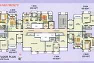 4018 Oth E Wing - Galaxy Apartment