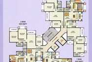 4018 Oth Wing C 1St To 7Th And 9Th To 14 Th - Galaxy Apartment