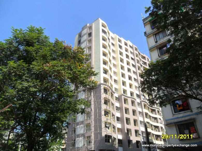 Flat for sale in umiya tower, Mulund East