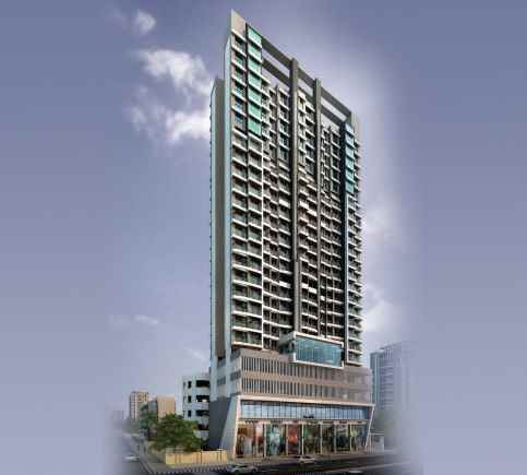 Flat for sale in Esspee Tower, Borivali East