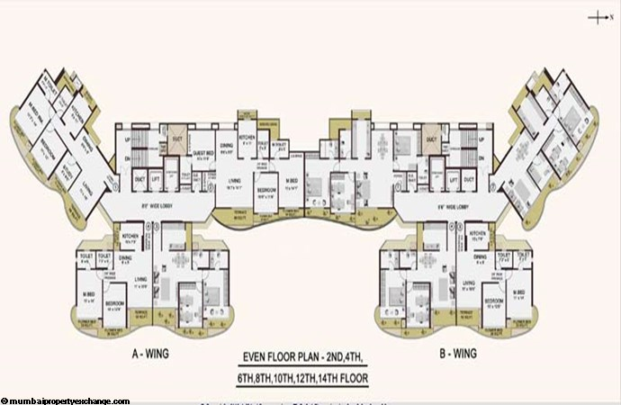 Cypress Aqua  Floor Plan III