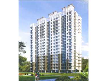 Flat on rent in Vihang Valley I, Thane West