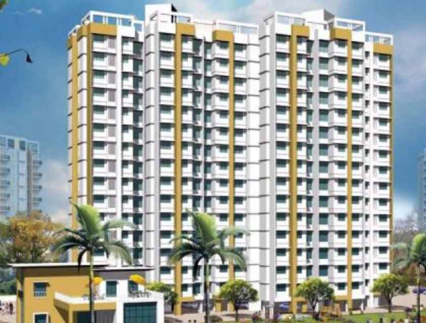 Flat on rent in Unnathi Green, Thane West