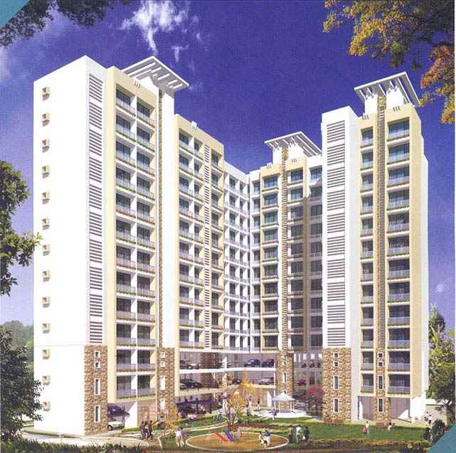 Flat on rent in Vaibhav Paradise, Santacruz East