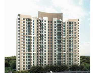 Flat on rent in Lodha Aurum, Kanjur Marg