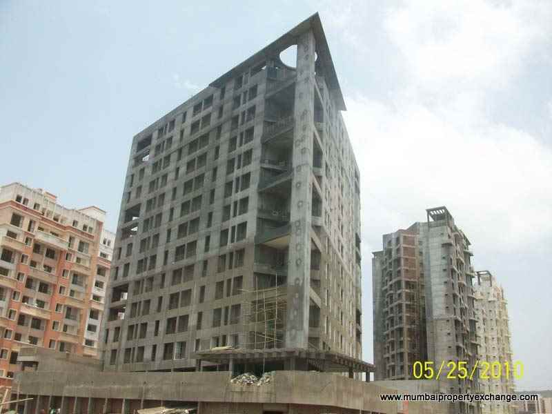 Flat for sale in Anmol Planet, Kharghar