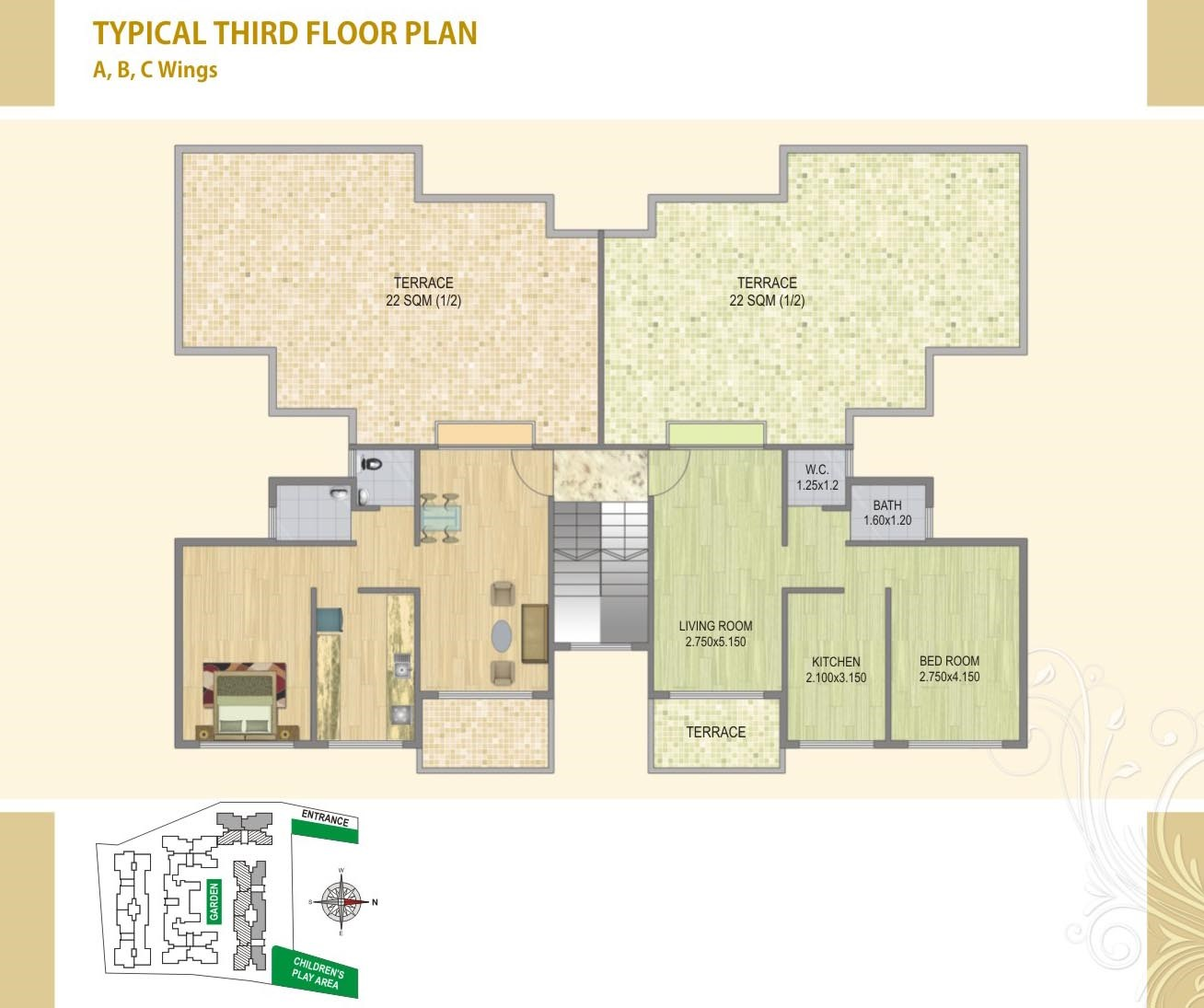 Fortune Green Heaven Floor Plan III