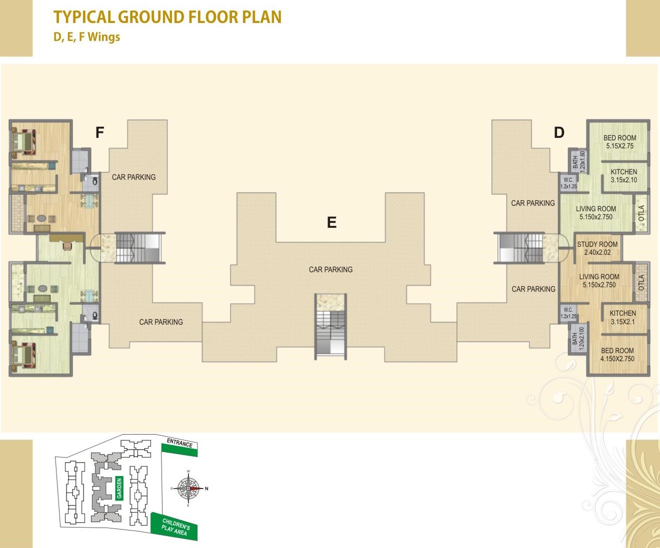Fortune Green Heaven Floor Plan IV