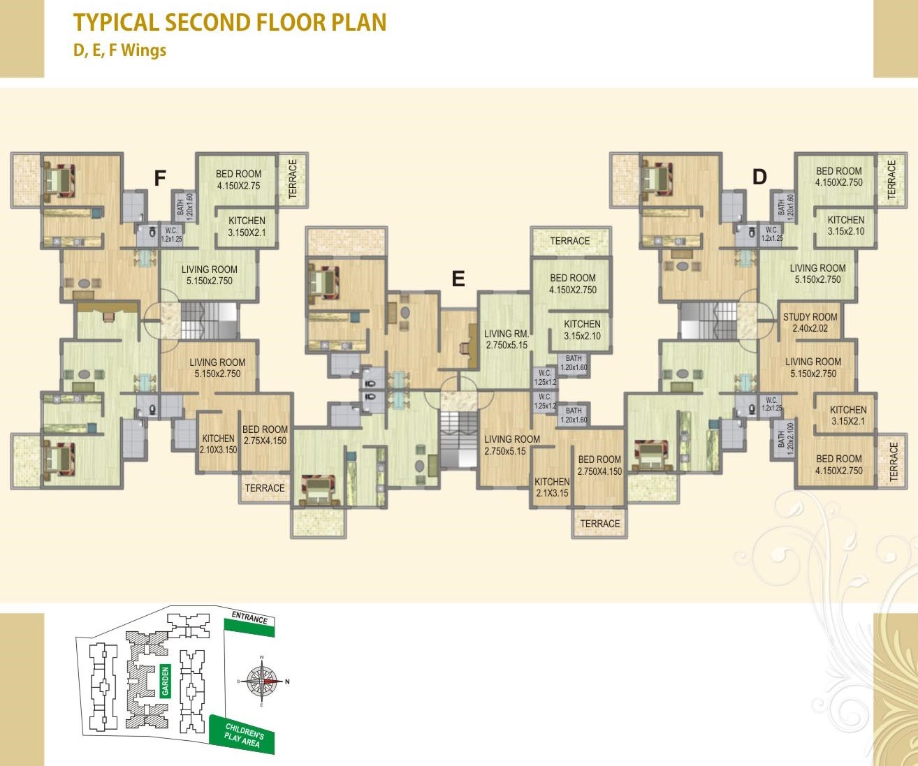 Fortune Green Heaven Floor Plan VI
