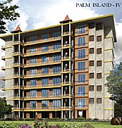 Palm Island Apartment IV, Goregaon East