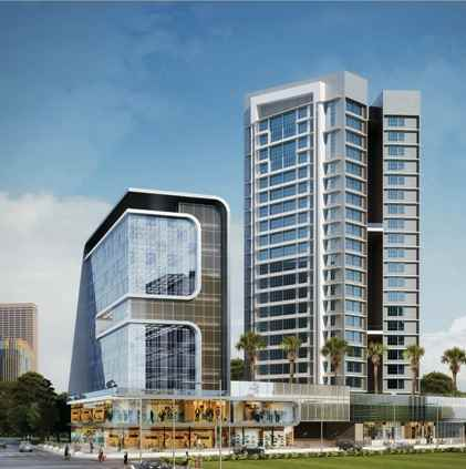 Office for sale or rent in Aura Biplex, Borivali West