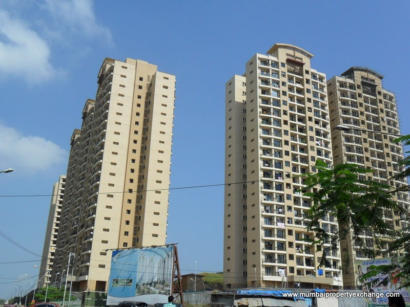 Raheja Heights Wing A image