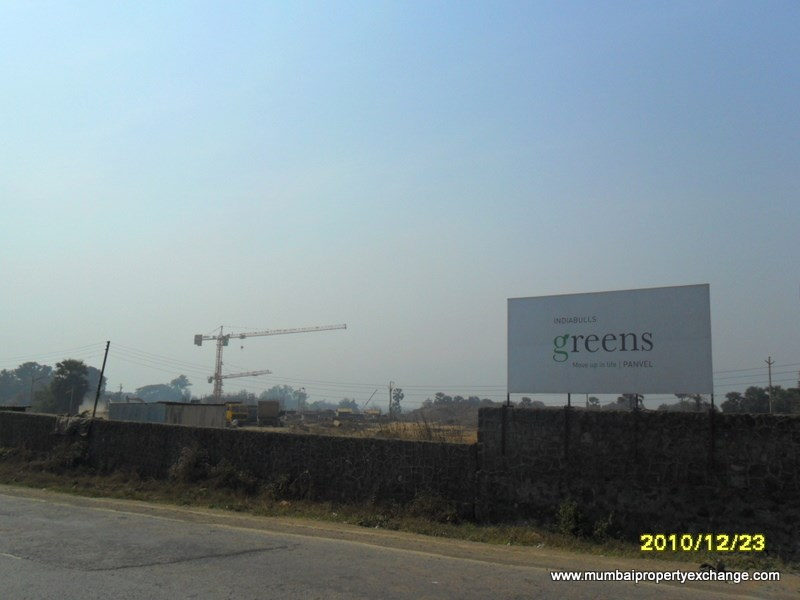 Indiabulls Greens 1 23 Dec 2010