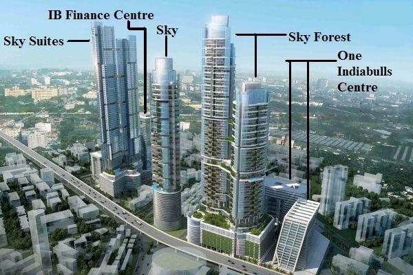 Indiabulls Sky Suites