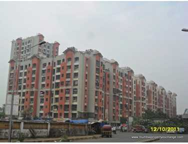 Flat on rent in Bhoomi Park, Malad West