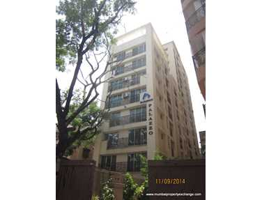 Flat on rent in Palazzo, Santacruz East