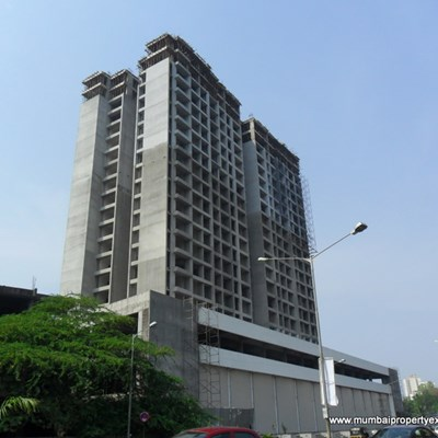 Flat on rent in Kesar Ashish, Kandivali West