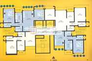 4285 Oth Floor Plan IV - Raj Hill, Borivali East