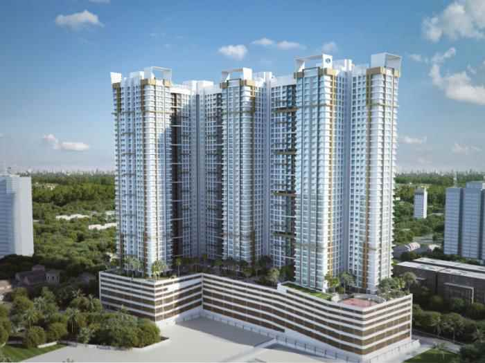Flat for sale in Majestic Tower, Bhandup